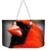 6751-010 Cardinal - Miss You Weekender Tote Bag