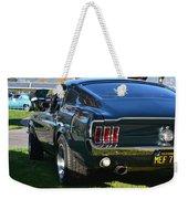67 Mustang Fastback Weekender Tote Bag