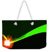 Artistic Weekender Tote Bag