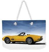 '69 Corvette Sting Ray Weekender Tote Bag