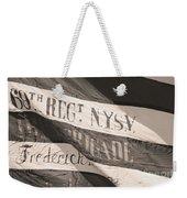69th New York Weekender Tote Bag