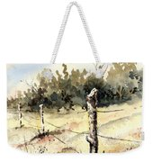 6th Grade Fence Weekender Tote Bag
