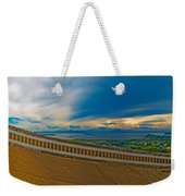 6x1 Philippines Number 413 Panorama Tagaytay Weekender Tote Bag