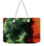 7-23-16--3933 # 2 Don't Drop The Crystal Ball Weekender Tote Bag