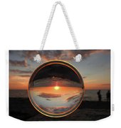 7-26-16--4577 Don't Drop The Crystal Ball, Crystal Ball Photography Weekender Tote Bag