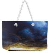 2nd Storm Chase 2015 Weekender Tote Bag