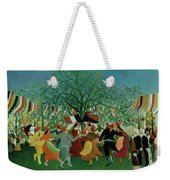 A Centennial Of Independence Weekender Tote Bag