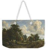 A Wooded Landscape Weekender Tote Bag