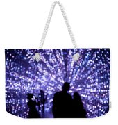 Abstract Light Weekender Tote Bag