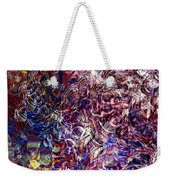 Abstract Weekender Tote Bag