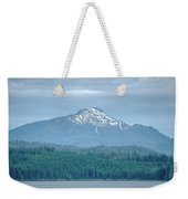 Beautiful Landscapes Around Ketchikan And Tongass Forest In Alas Weekender Tote Bag