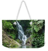 Beautiful Waterfall Weekender Tote Bag