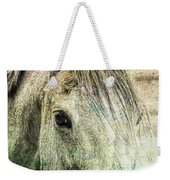 Buckskin Artwork Weekender Tote Bag