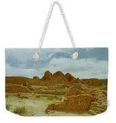 Chaco Canyon Ruins 7 Weekender Tote Bag
