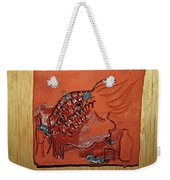 Crazy Pineapple - Tile Weekender Tote Bag