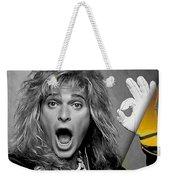 David Lee Roth Collection Weekender Tote Bag