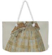 Dress Weekender Tote Bag