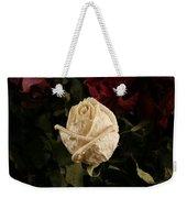 Dried Roses Weekender Tote Bag