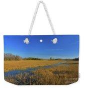 7- Everglades Moon Weekender Tote Bag