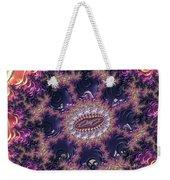 Fractal, Pattern, Kaleidoscope, Art Weekender Tote Bag