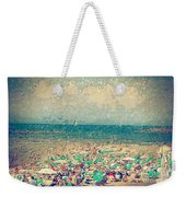 Gordon Beach, Tel Aviv, Israel Weekender Tote Bag