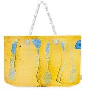 Grungy Background Weekender Tote Bag