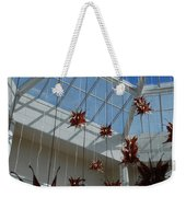 Hanging Butterflies Weekender Tote Bag