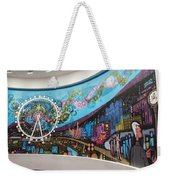 High Roller - Las Vegas Nevada Weekender Tote Bag