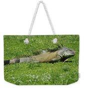 I Iguana Weekender Tote Bag
