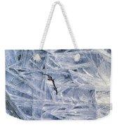 7. Ice Encrustation, Upper West Allen Weekender Tote Bag
