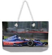 High Speed Indycar Weekender Tote Bag