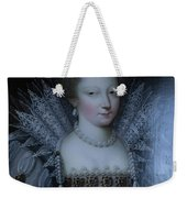 Inside Chantilly Castle France Weekender Tote Bag