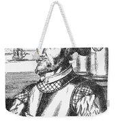 Juan Ponce De Leon Weekender Tote Bag