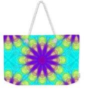 Kaleidoscope 5 Weekender Tote Bag