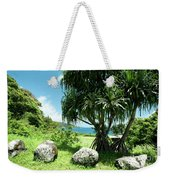 Keanae Maui Hawaii Weekender Tote Bag