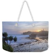 Kukup Beach - Java Weekender Tote Bag