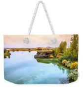 Lake Myvatn Weekender Tote Bag