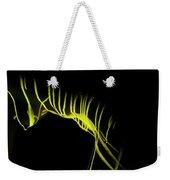 Liquid Latex Weekender Tote Bag