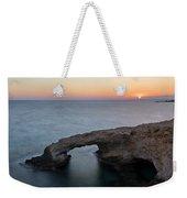 Love Bridge - Cyprus Weekender Tote Bag