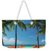 Main Beach Of Tropical Paradise Boracay Island Philippines Weekender Tote Bag
