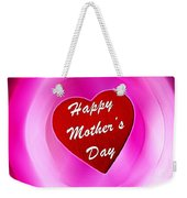 Mother's Day Weekender Tote Bag