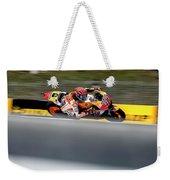 Motogp Weekender Tote Bag