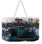 On The Way To Isla Muheres Weekender Tote Bag