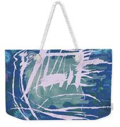 Pop Art Fish Poster Weekender Tote Bag