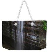 Serenity Falls Weekender Tote Bag