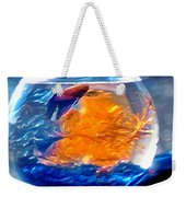 Siamese Fighting Fish Weekender Tote Bag