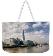 Southwark Skyline Weekender Tote Bag