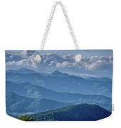 Springtime In The Blue Ridge Mountains Weekender Tote Bag