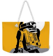 Star Wars R2-d2 Collection Weekender Tote Bag