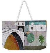 Stari Most, Mostar Weekender Tote Bag